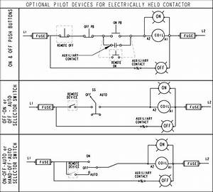 Typical Hand Off Auto Wiring Diagram