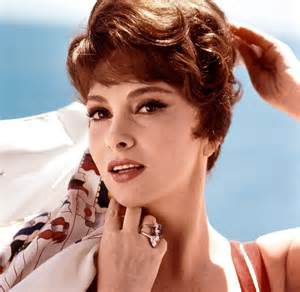 Hollywood Vanity Set by Gina Lollobrigida On Her Infamous Engagement Her Rivalry