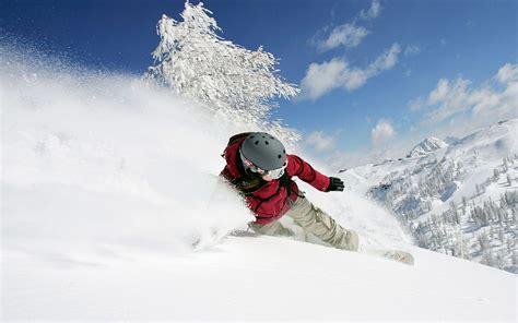 Sports Ski And Snowboard by Snowboard Wallpaper 1920x1200 73439