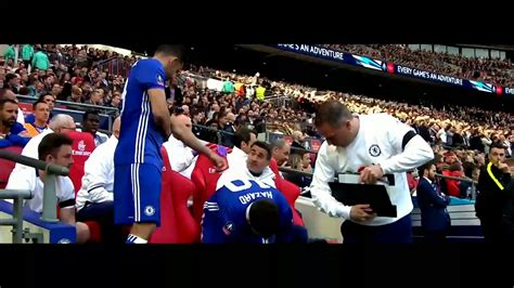 Which goal do you love most from ucl history? Eden Hazard vs Tottenham (Wembley) FA Cup 22/04/2017 HD ...