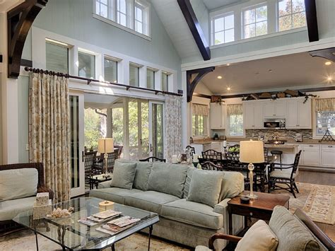Open Great Room Floor Plans  Decorating Ideas