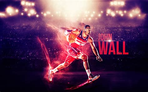 John Wall Wallpaper by wallofdesigns on DeviantArt