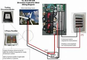 12 Volt Wind Turbine Wiring Diagram