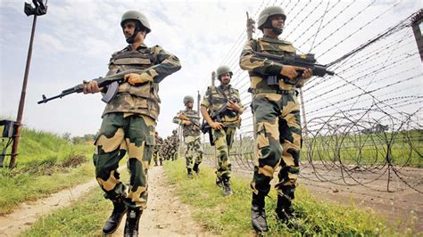 Bsf-pak Rangers To Resume Commandant-level Talks
