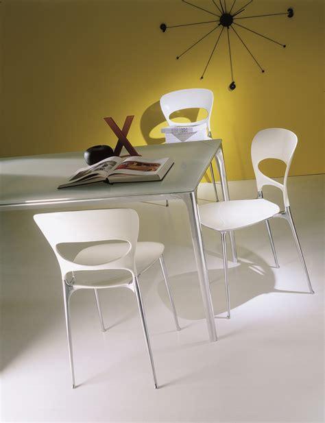 chaises casa chaise de style contemporain tonia by bontempi casa