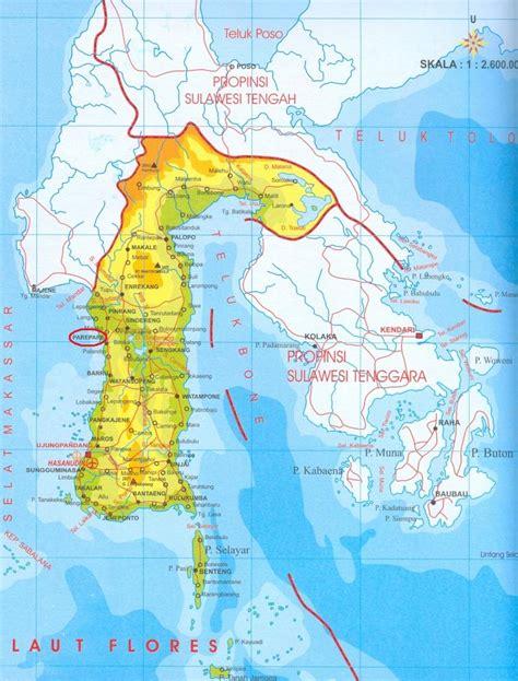 gambar peta kota parepare sulesel gambar peta indonesia