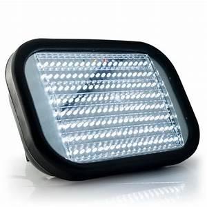 Akku Lampe Led : led strahler akku arbeitsleuchte bauleuchte accu licht lampe 10w 50w 160 leds ebay ~ Markanthonyermac.com Haus und Dekorationen