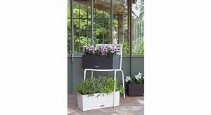 Jardiniere Chez Jardiland : s lection d co pleins pots au jardin ~ Premium-room.com Idées de Décoration