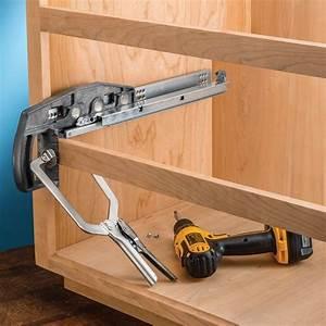 Rockler Undermount Drawer Slide Jig Rockler Woodworking
