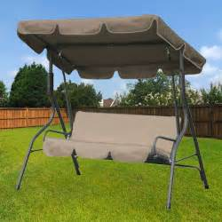 replacement swing canopies for home depot swings garden
