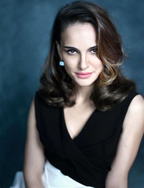 Natalie Portman Photoshoot For Elle France February