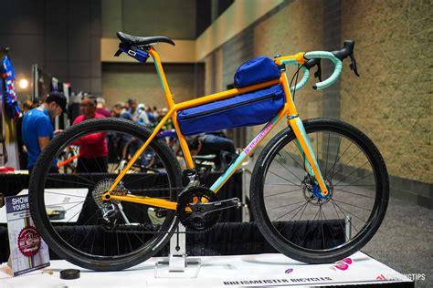 gravel bikes custom bike town cx nahbs saddle rando long