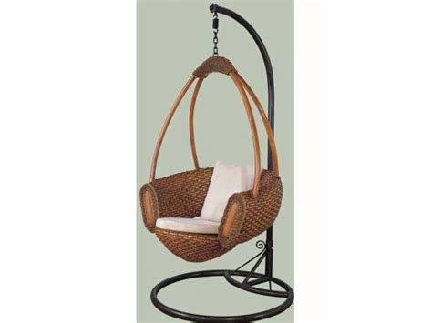 smart solutions for your home suspended china hanging indoor rattan swing chair yt 6110 7s