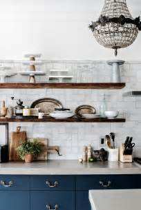 kitchens with shelves instead of cabinets 8 ways kitchen shelves will rock your world you need 9859
