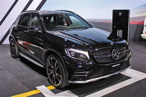 Mercedes Amg 4matic by Mercedes Amg Glc 43 4matic Is Here Amg Genes For All By