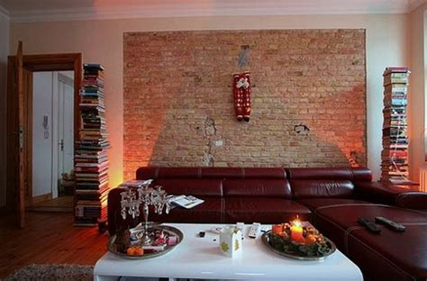 Babyzimmer Wand Ideen by Brick Laminate Picture Brick Interior Design Ideas