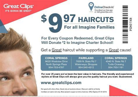 haircut coupons    wavy haircut
