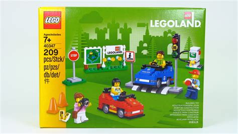 Driving School Review by Review Lego 40347 Legoland Driving School