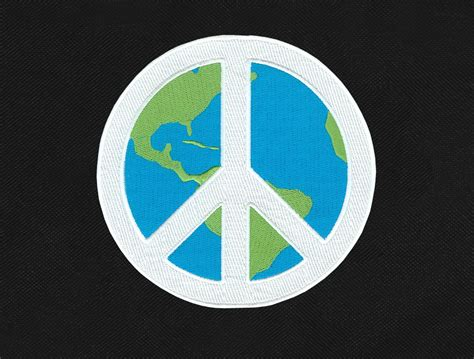 Peace Sign Backpacks Cute World Peace Sign Backpack Cool