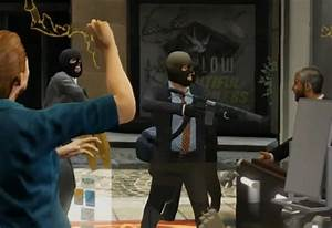 GTA V Heists Status Update After Stimulus Thrill Product