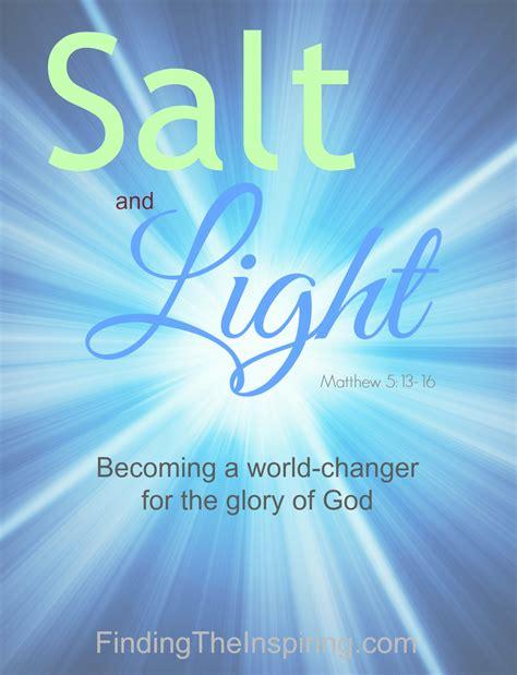 salt  light clip art salt light god