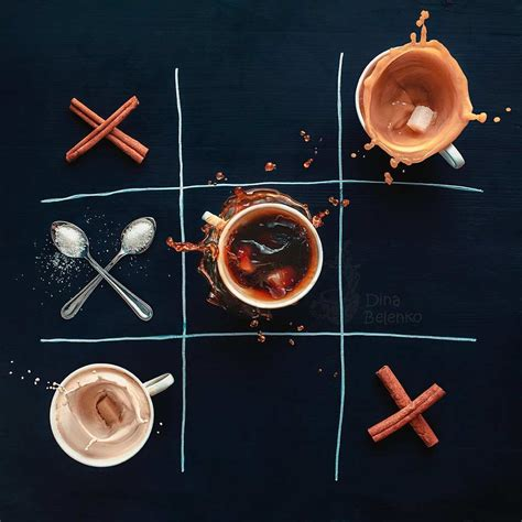 creation cuisine creative food photography by dina belenko