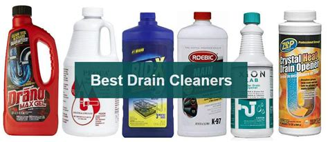 Best Shower Drain Unclogger - 15 best drain cleaner reviews for toilets bathroom and