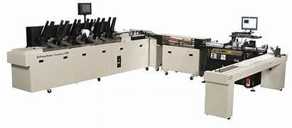 Mailing Inserting Flowmaster Equipment Flex Bluecrest System