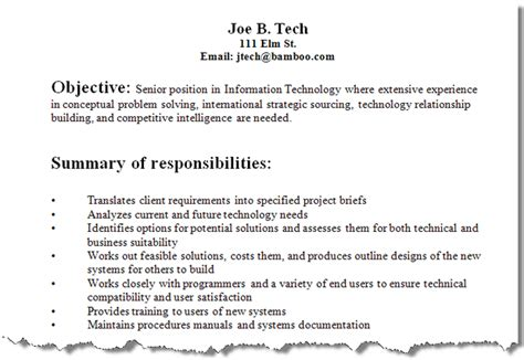 do you use i in a resume resume tip use punctuation to your advantage techrepublic