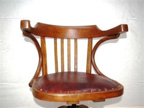 assise fauteuil de bureau bois cuir et m 233 tal jpg