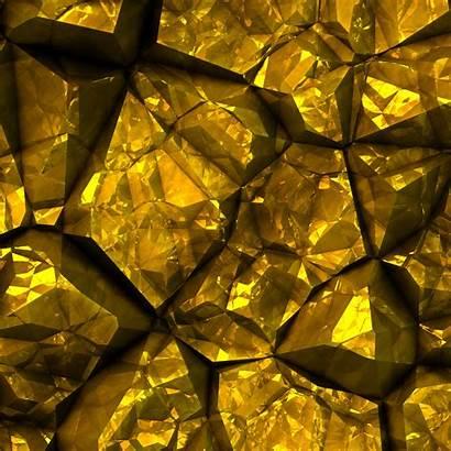 Crystals Golden Crystal Domain