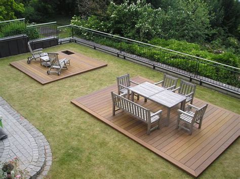 dekosteine für garten holz terrassen aus bangkirai und hartholz