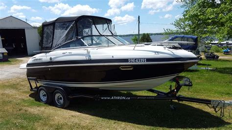 Four Winns Boats For Sale In Ontario by 2001 Four Winns 205 Horizon Cuddy Cabin Boat With Factory