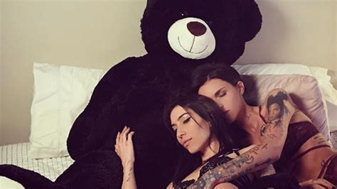 ruby rose music video ruby rose and jess origliasso fall in love tackle