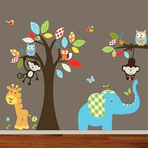 Wandtattoos Fürs Kinderzimmer by Wandtattoos F 252 R Kinderzimmer Eine Idee Archzine Net
