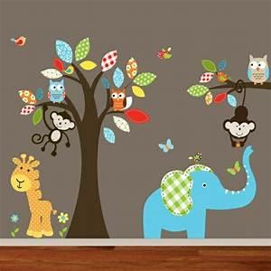 Sticker Für Die Wand Kinderzimmer : wandtattoos f r kinderzimmer eine super idee ~ Michelbontemps.com Haus und Dekorationen