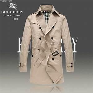Trench Coat Burberry Homme : burberry imper homme ~ Melissatoandfro.com Idées de Décoration