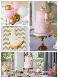 elegant party themes Kara's Party Ideas Elegant Mother Goose Birthday Party