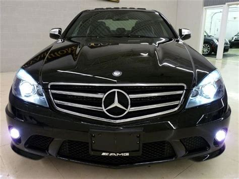2009 Used Mercedes-benz C63 Amg At Luxury Automax Serving