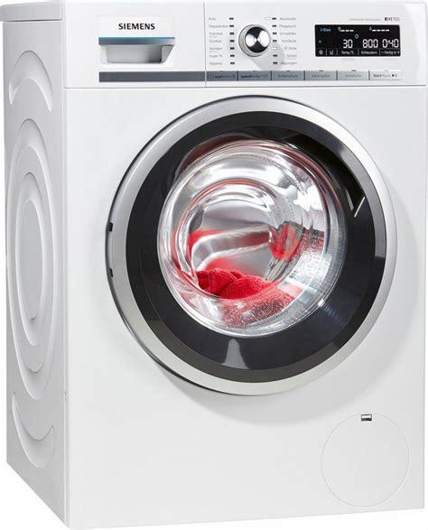 I Dos Siemens by Siemens Waschmaschine Iq700 Wm14w6eco I Dos 8 Kg 1400 U