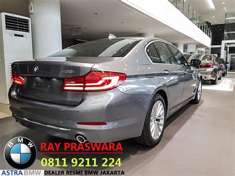 Gambar Mobil Bmw 5 Series Touring by 5 Series All New Bmw 530i Luxury 2018 Review Gambar