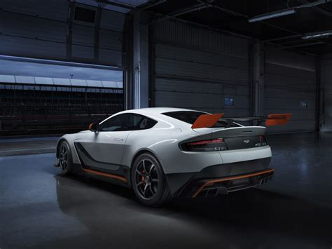 Aston Martin Vantage Gt3 Road Car Revealed, Not Coming To Us