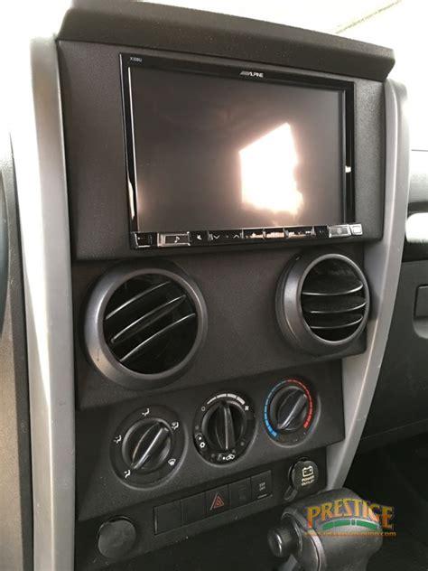 jeep wrangler audio system upgrades prestige car