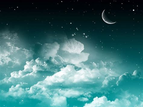 3d Wallpaper Sky by Moon 3d Wallpaper Wallpup