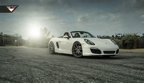 Porsche Boxster S By Vorsteiner Gtspirit
