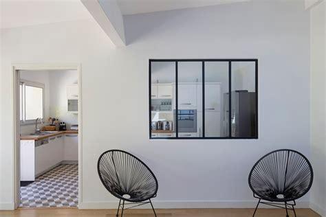 verriere entre cuisine et salle à manger quel type de cloison verrière atelier d 39 artiste pour