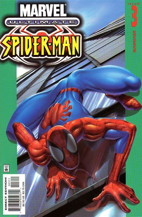 Ultimate Spider-Man #3 [in Comics & Books] @ SpiderFan.org