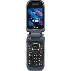 T-Mobile LG Flip Phones