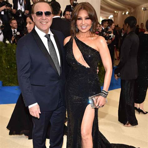 Thalía and Tommy Mottola: Their Love in Pictures - Photo 1