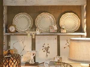 Country kitchen wall decor ideas design